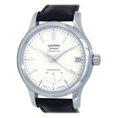 Wempe Zeitmeister Chronometer Glashutte Time Master Power Reserve WM440002