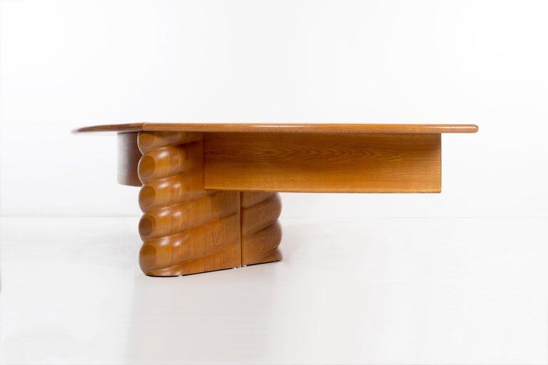 Wendell Castle Monumental Desk For Sale 3