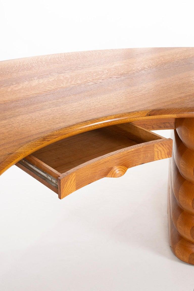 Wendell Castle Monumental Desk For Sale 5