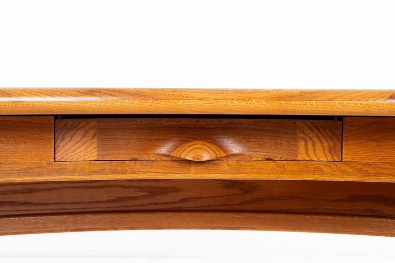 Wendell Castle Monumental Desk For Sale 2