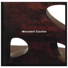 Wendell Castle, Rockin' Exhibition Catalogue with Barry Friedman