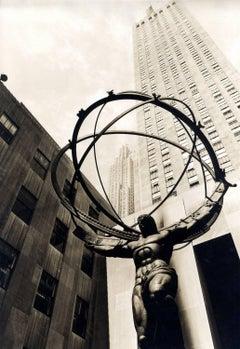 Atlas, Rockefeller Center