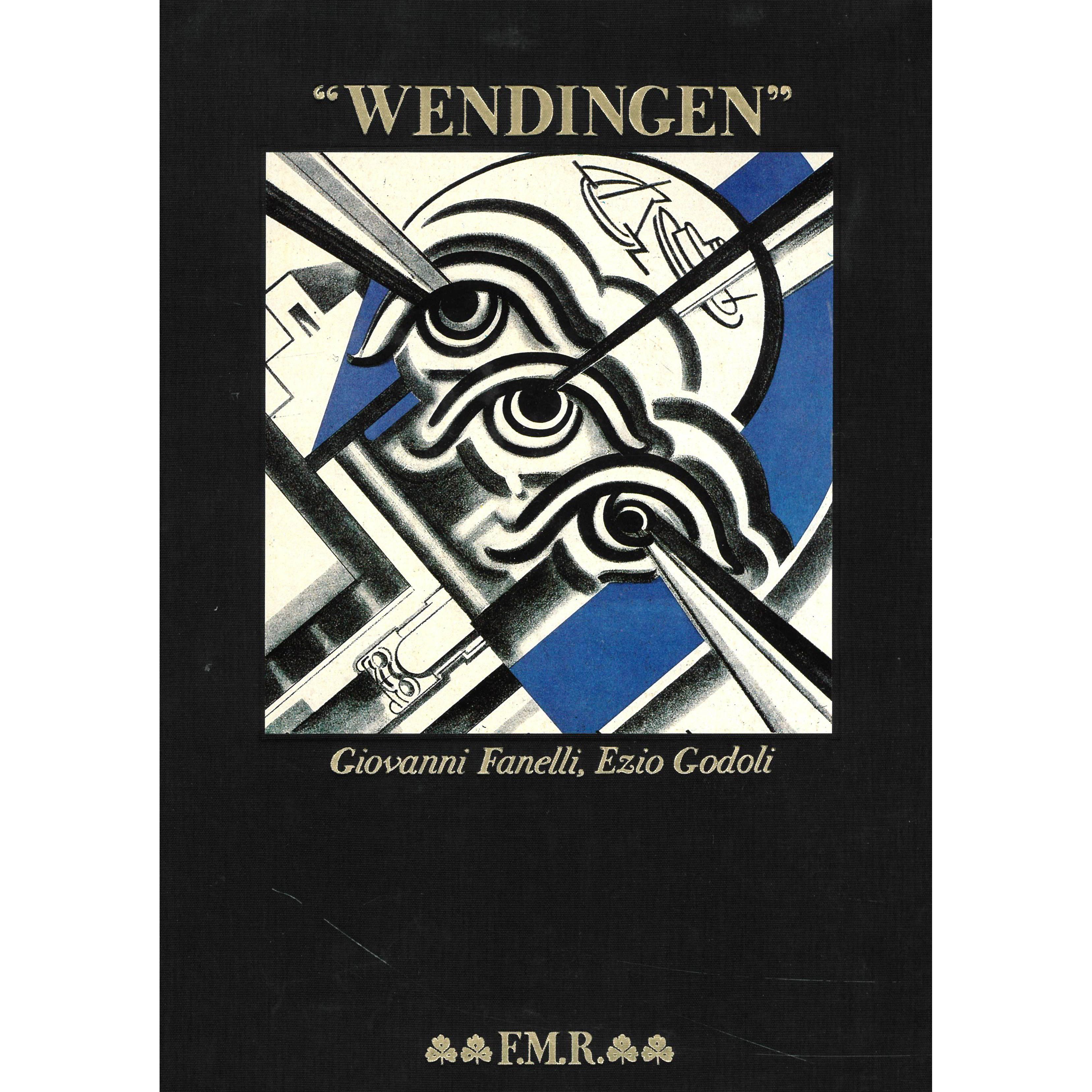 """""""Wendingen"""" 'Book'"""