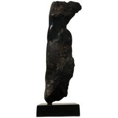 Wendy Hendelman Cast Bronze Torso Sculpture, 2013