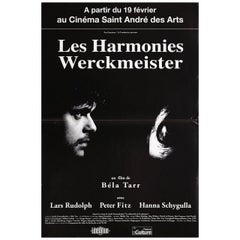 """Werckmeister Harmonies"" 2000 French Petite Film Poster"