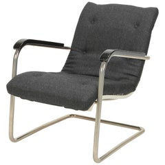 "Werner Max Moser ""Peoples Chair"" Model 23"