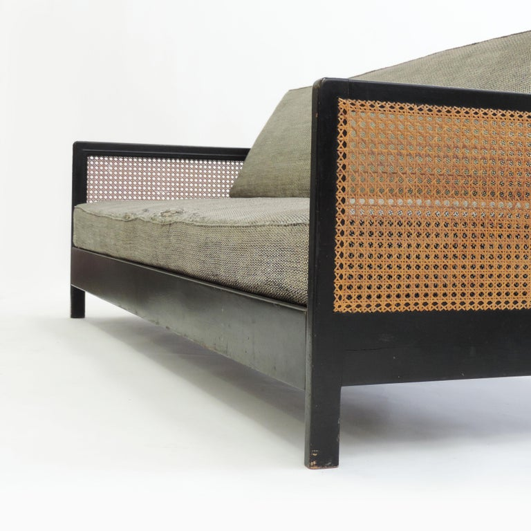 Lacquered Werner Max Moser Sofa for Wohnbedarf, Switzerland, 1930s For Sale