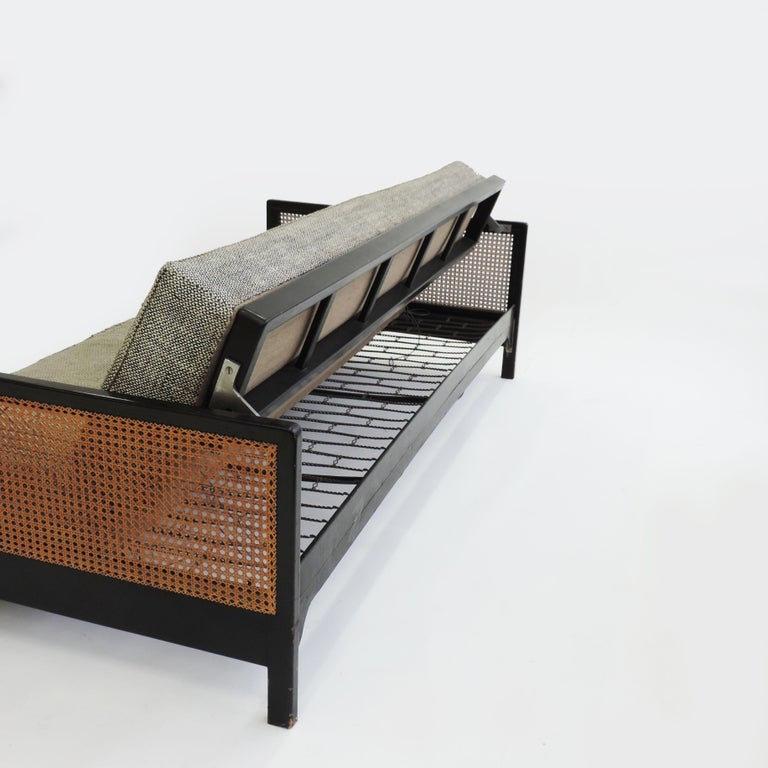 Mid-20th Century Werner Max Moser Sofa for Wohnbedarf, Switzerland, 1930s For Sale