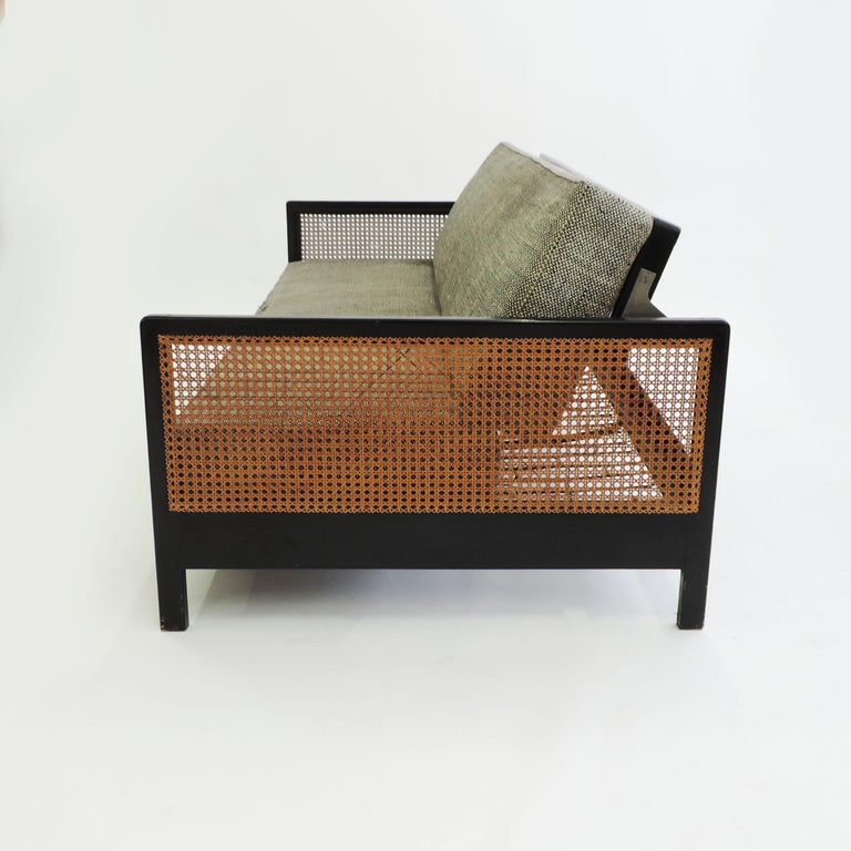 Metal Werner Max Moser Sofa for Wohnbedarf, Switzerland, 1930s For Sale