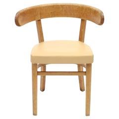 Werner West, Hugging Chair, Wilhelm Schauman Ltd, 1940s