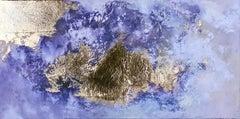 Aerials - Coastal Sunrise, Abstract Painting