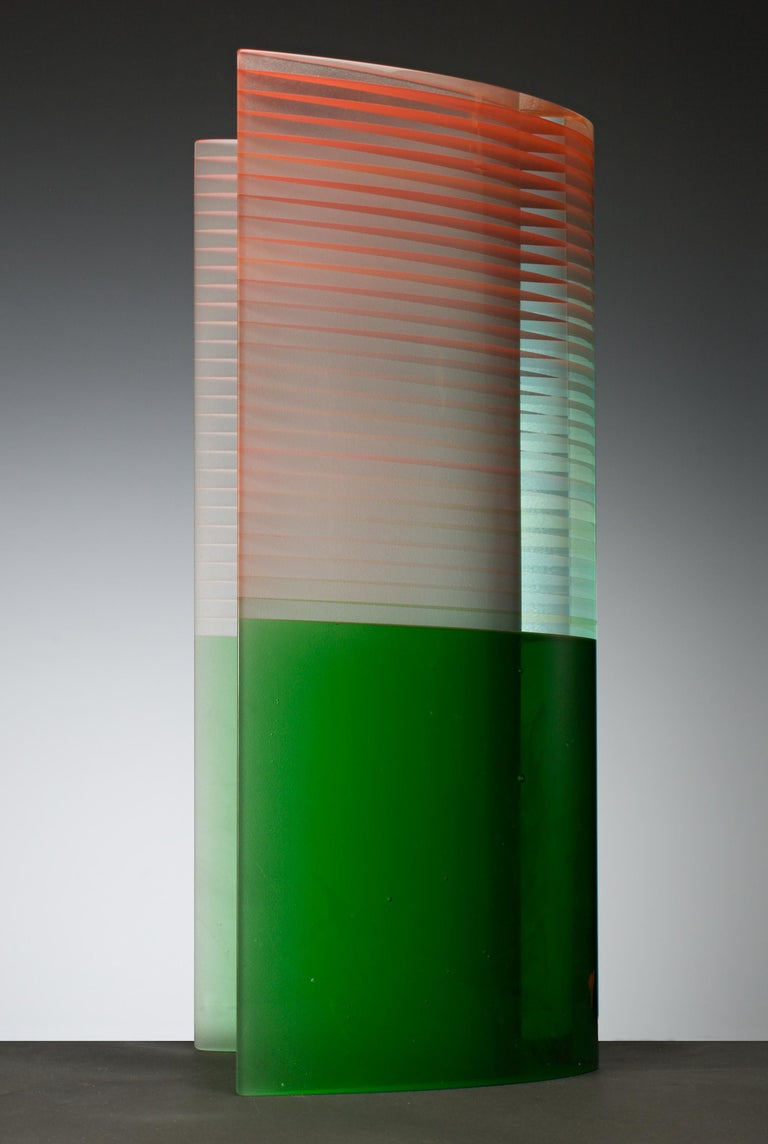 Wesley Neal Rasko Abstract Sculpture - Equilibrium