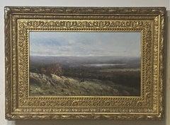 Wesley Webber, American 1841-1914 Blue Hills