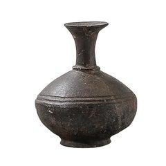 West African Tribal Terracotta Vessel