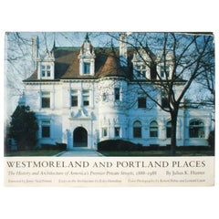 """Westmoreland and Portland Places"" Book by Julius K. Hunter"