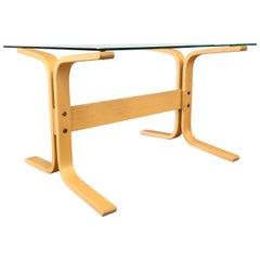 Westnofa of Norway Siesta Bent Beech Wood End Table