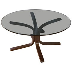 Westnofa of Norway Siesta Bent Beechwood Coffee/Cocktail Table