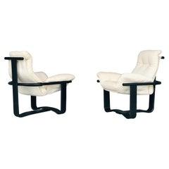 Westnofa Sling T Lounge Manta Pair of Chairs by Ingmar Relling