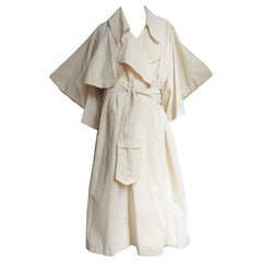 Westwood McLaren Worlds End Witches Collection Trench Coat