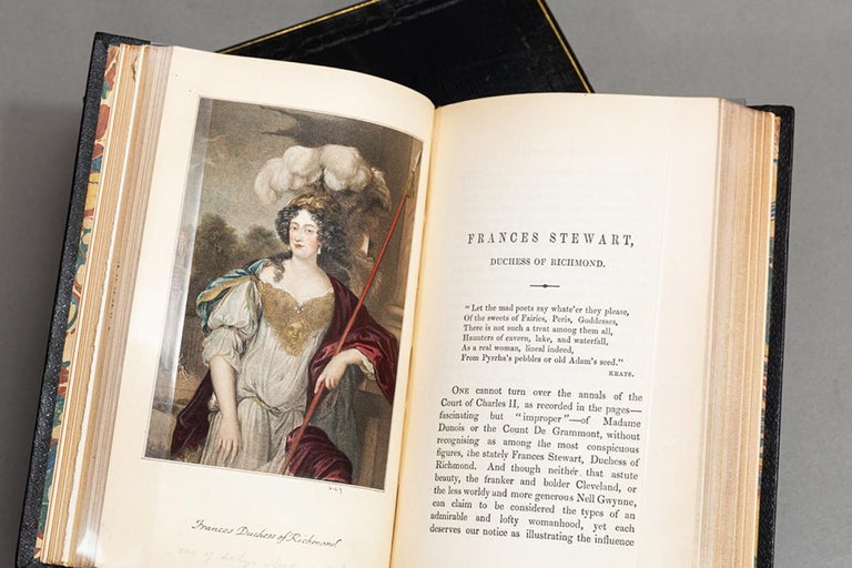 W.H. Davenport Adams, Famous Beauties and Historic Women For Sale 1