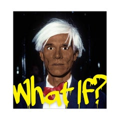 What If,? - Andy Warhol