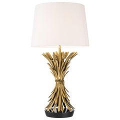 Wheat Sheaf Table Lamp