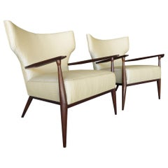 "Christopher Anthony Ltd. ""Twin Palms"" Armchair"