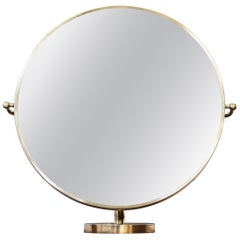 Vanity Mirror by Josef Frank for Svenskt Tenn, Sweden, 1940s