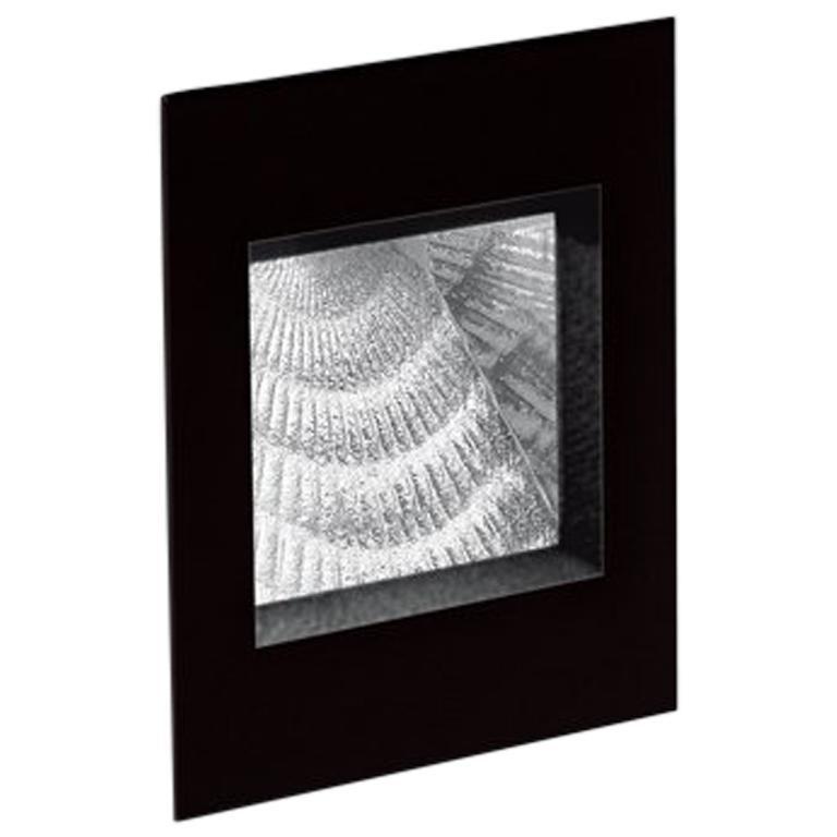 Artemide Aria Mini Outdoor Recessed Light in Black by Massimo Sacconi