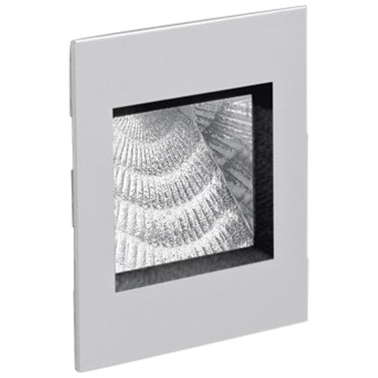 Artemide Aria Micro Outdoor Recessed Light in White by Massimo Sacconi For Sale