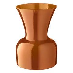 Salviati Medium Daisy Profili Vase in Haselnuss von Anna Gili