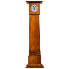 Grandfather Clock Christian Ferdinand Morawe circa 1901, United Workshops Munich