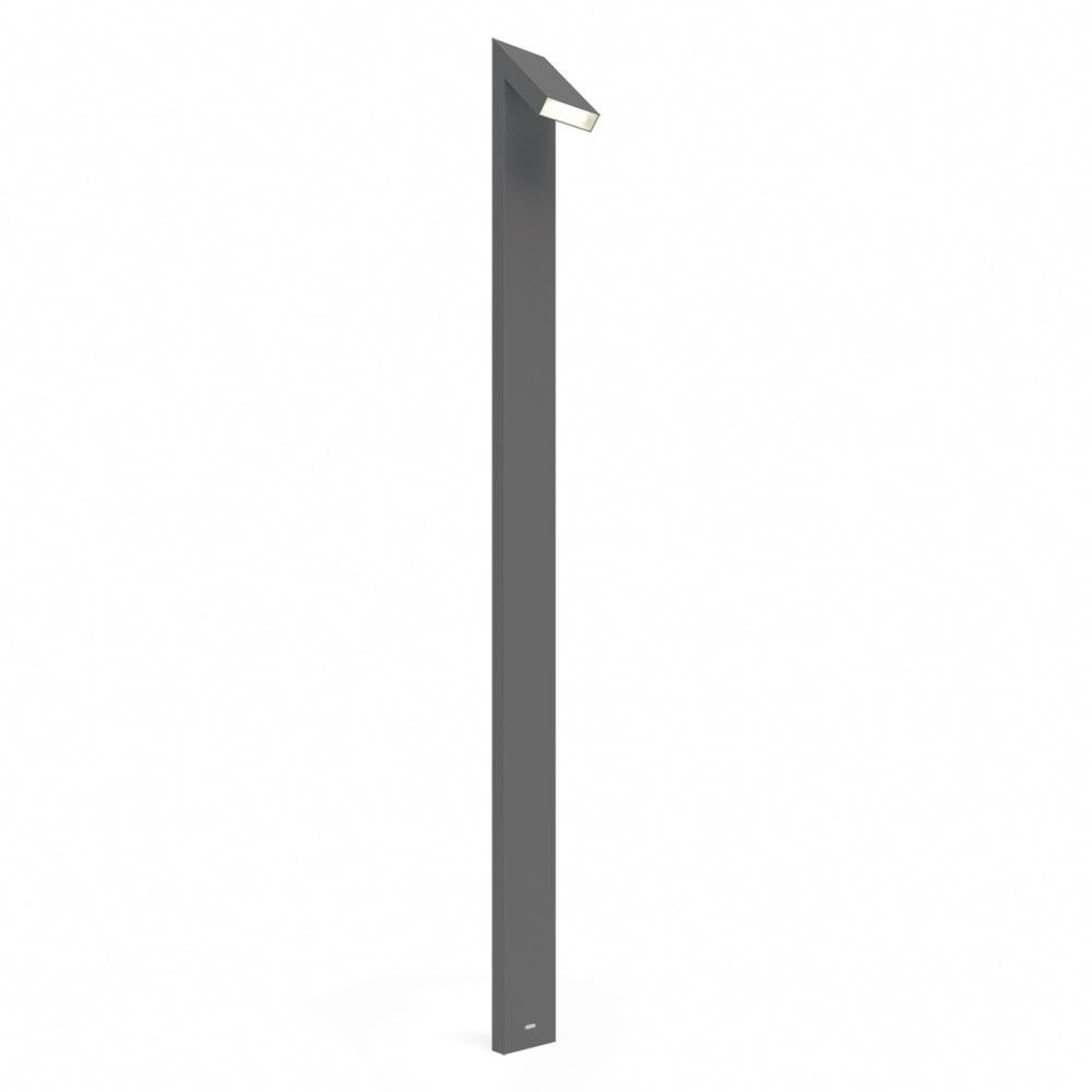 Artemide Chilone 250 Floor Light in Gray by Ernesto Gismondi