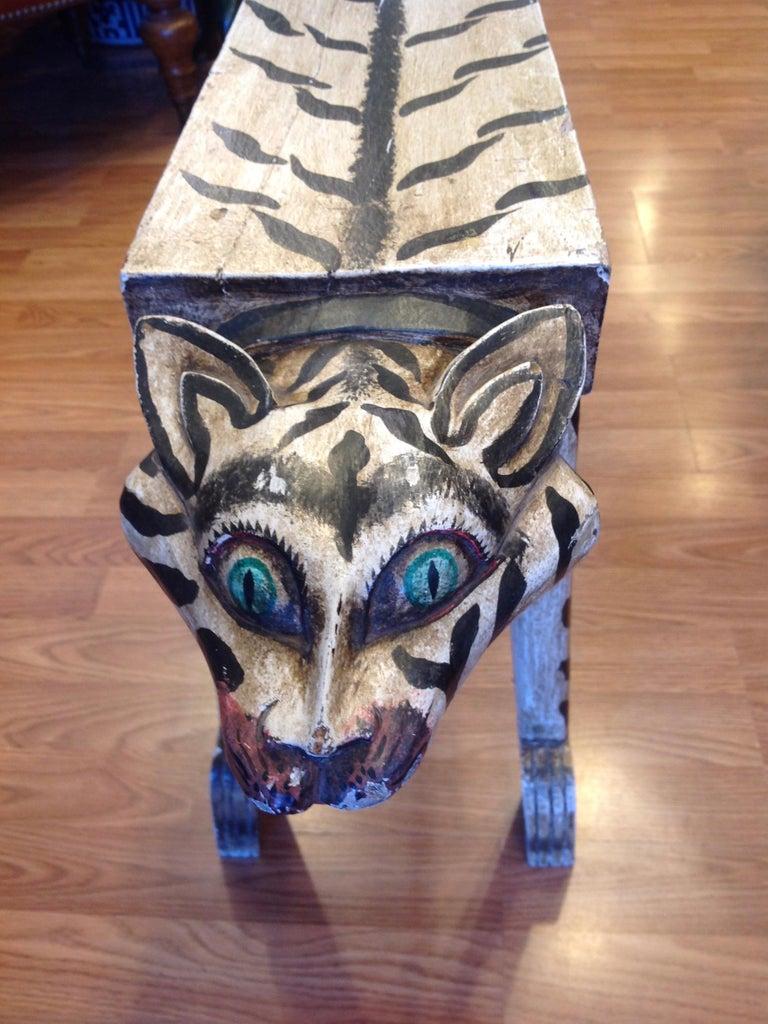 Whimsical Carved