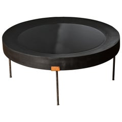 Whirlpool Coffee Table Sculpted by Alexandr Pinchuk