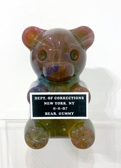 Gummy Vandal Sculpture