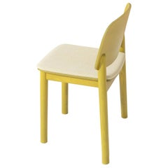 White 132 Chair by Harri Koskinen