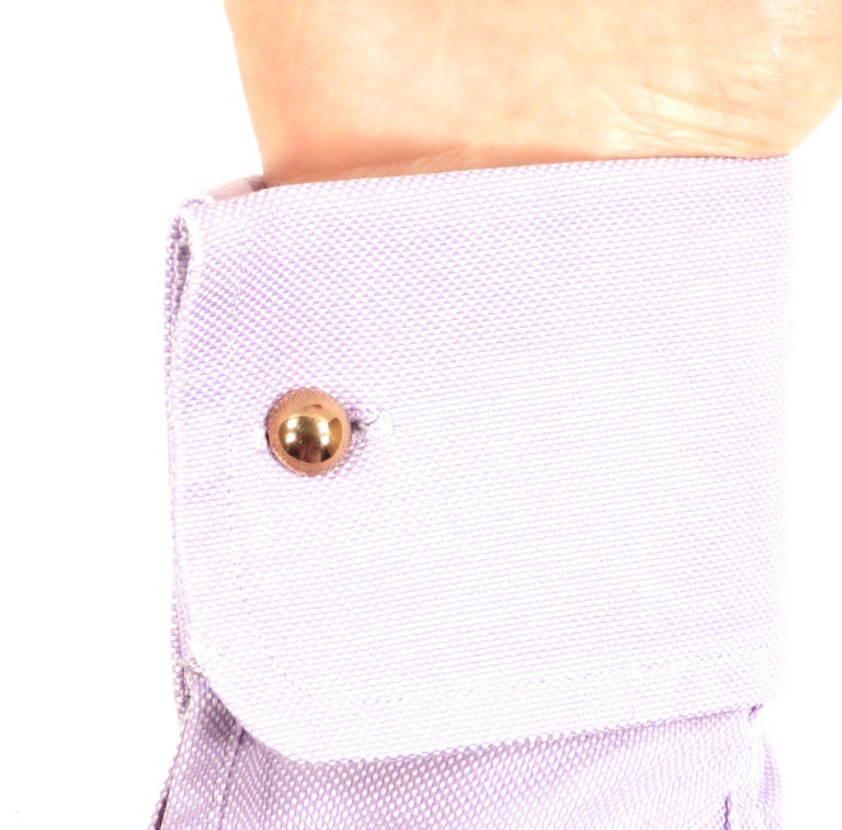White Agate Onyx 9 Karat Gold Cufflinks Handcrafted in Italy by Botta Gioielli In New Condition For Sale In Milano, IT