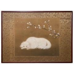 White Cat by Irie Hakou