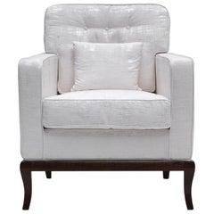 White Cherry Armchair