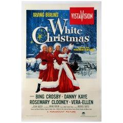 'White Christmas' 1954 Poster