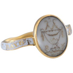 18th Century Signet Rings
