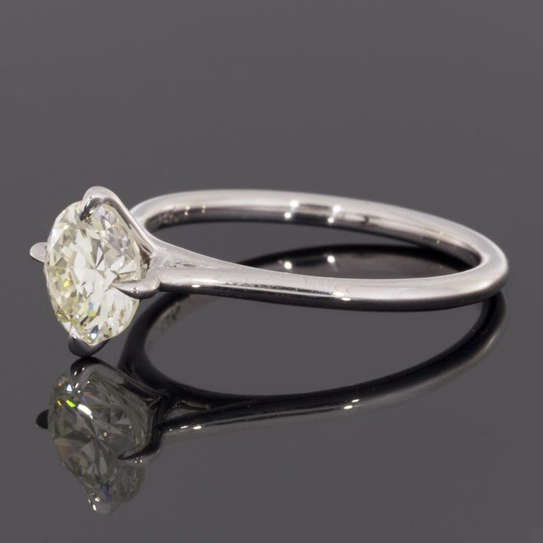 Item Details Main Stone Shape Old European Main Stone Weight 1.320000 Main Stone Treatment Not Enhanced Main Stone Clarity Vs1 Natural/Lab-Created Natural Main Stone Diamond Main Stone Color M Metal White Gold Total Carat Weight (TCW) 1.32