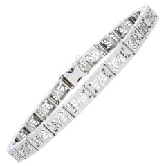 White Gold More Bracelets