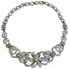 White Gold Necklace or Bracelets