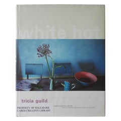 White Hot Cool Colors for Modern Living