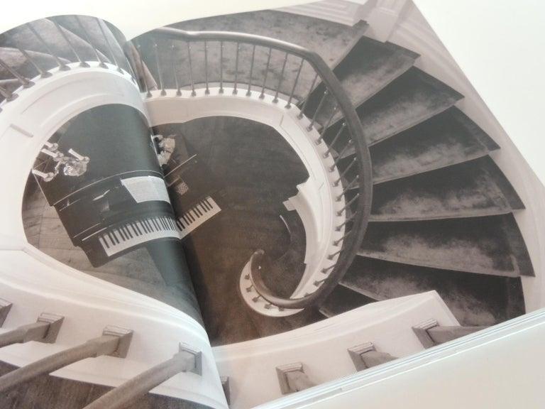 Modern White Light Heiberg Cummings Design Hard-Cover Coffee Table Book For Sale
