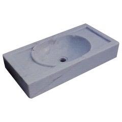 White Marble Italian Sink Basin