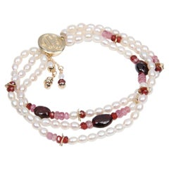 Pearl Beaded Bracelets