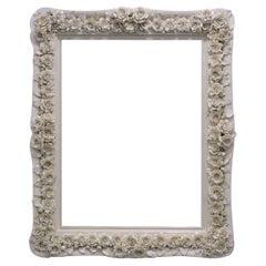 White Rose Frame